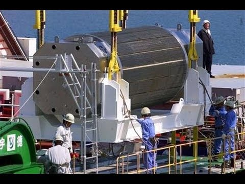 JAPAN has Largest STOCKPILE of NUCLEAR GRADE PLUTONIUM - 45 TONS