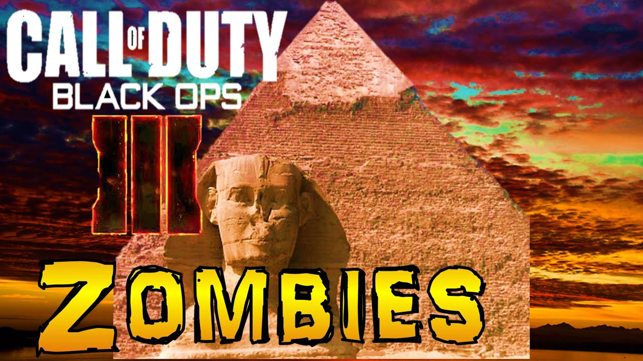 Black Ops Zombies Map In Egypt Egyptian Pyramids Zombies Map - Map of egypt pyramids