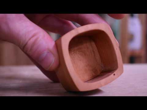 Ring Box CAD+CAM+CNC Demo