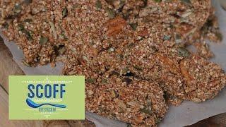 Raw Quinoa Flapjacks | Eat Clean S3e4/8