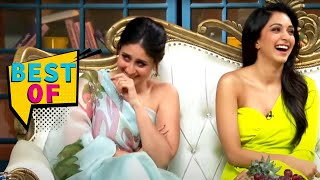 Kiara And Kareena's Secrets Revealed | Best of Uncensored | The Kapil Sharma Show