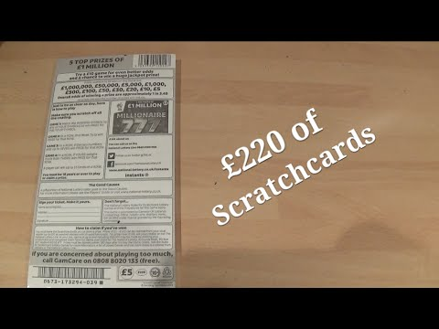 Scratchcard bust collect or carry on Episode 12