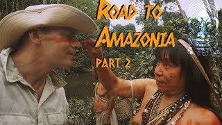Как я жил с индейцами в Амазонии! Часть 2