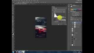 Tutorials Photoshop - Signature Vertical [Ro/En]