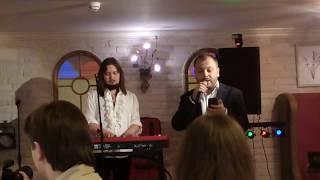 Ярослав Сумишевский поет на свадьбе Миряшевых- Не обижайте любимых упреками.