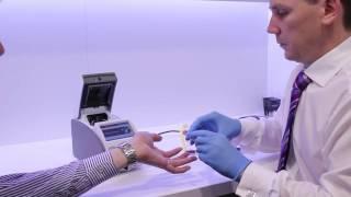Hickeys Cholesterol Test