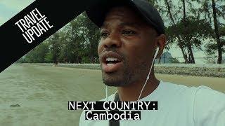 Kabri Bar Night + Packing For Cambodia - TRAVEL UPDATE