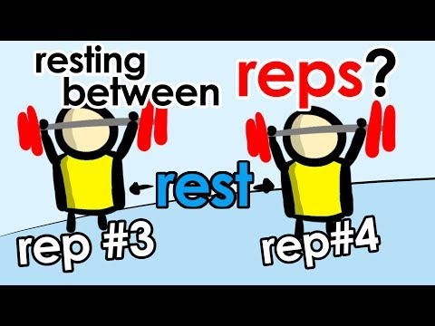 Resting Between REPS: Good? (Rest-Pause and Cluster Sets)