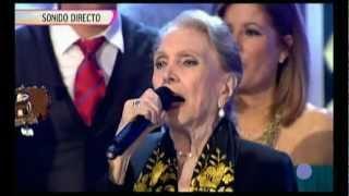 María Dolores Pradera - Fina Estampa 2012