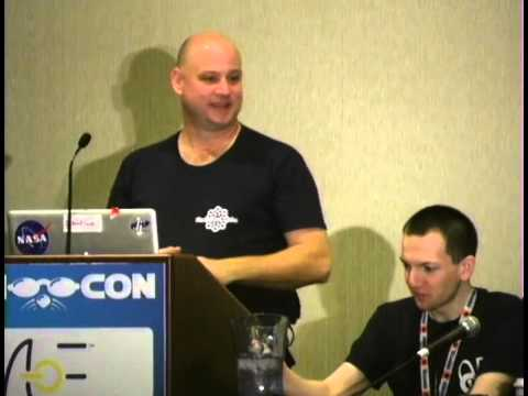 ShmooCon 2013: Running A CTF: Panel And Discussion On The Art Of Hacker Gaming