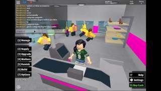 Roblox Retail Tycoon 2 SrtaLysa