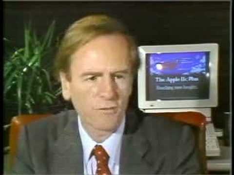 Interview with John Sculley about Apple II