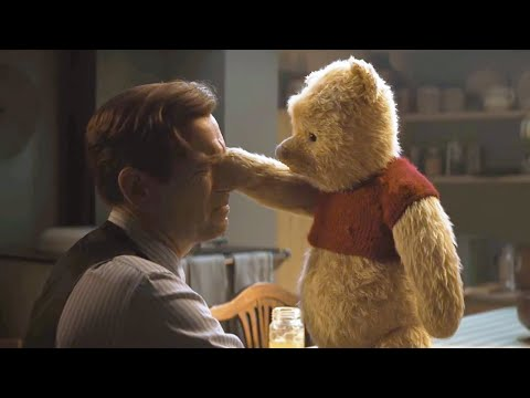 Christopher Robin (2018) - Pool Best Scenes