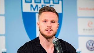 LIVE: Lasse Nielsen ny mittback i MFF