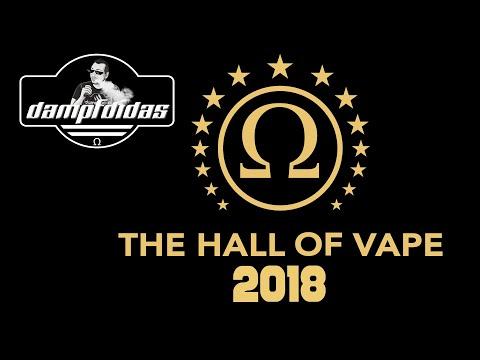 The Hall of Vape 2018 Stuttgart 😎 Cinematic Video