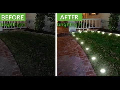 landscape lighting done quick easy brightright