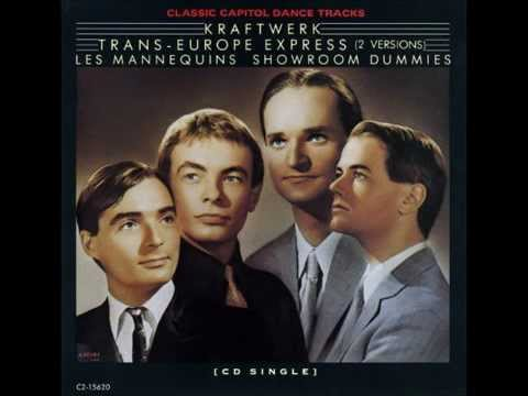 Kraftwerk - Trans-Europe Express (CD Single) [1990]
