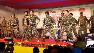 ||One crore views|| Sandehse aate hai||Choreograph by AJIT KESHRI||