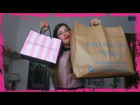 MEGA HAUL SHOPPING BARCELLONA VESTITI INDOSSATI 👗👛💋💄