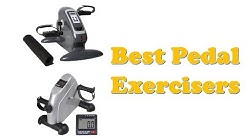 10 Best Stationary Pedal Exercisers & Mini Exercise Bikes