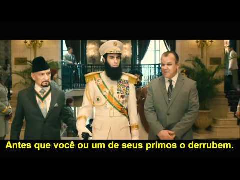 Trailer do filme O Ditador