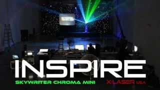X-Laser Inspiration Project - Skywriter Chroma Mini Introduction