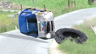 RSRBR Richard Burns Rally Crashes 1
