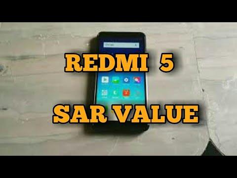 Redmi 5     SAR VALUE