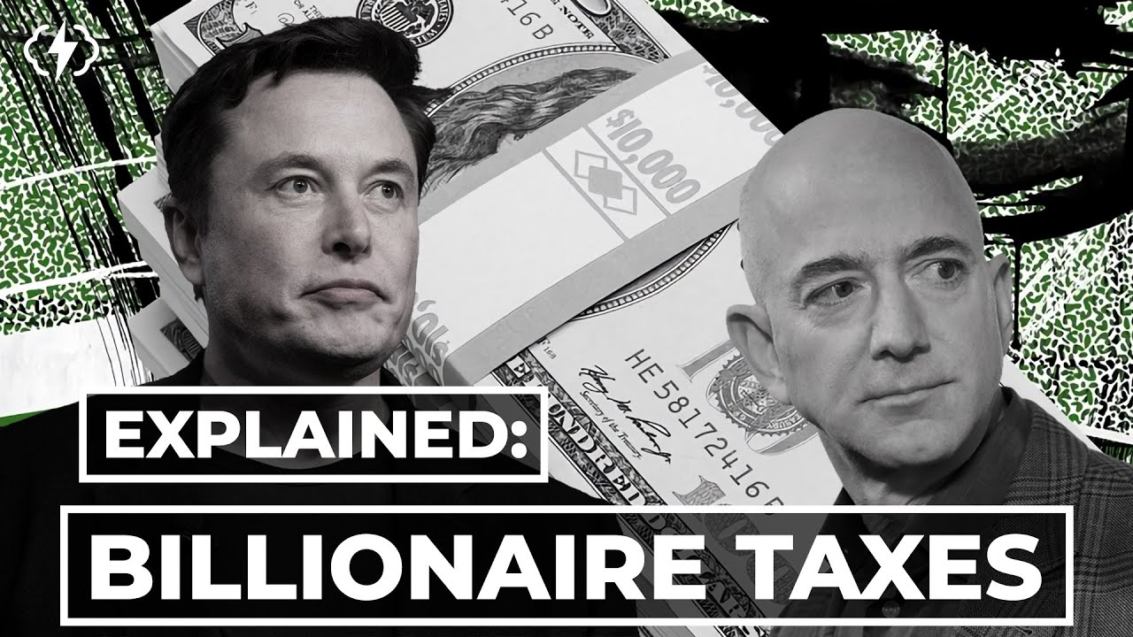 How Billionaires Pay Less In Taxes Than You