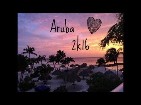 One Happy Island || Aruba 2k16