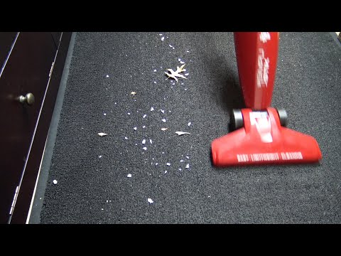 Dirt Devil SimpliStik Vacuum Demonstration
