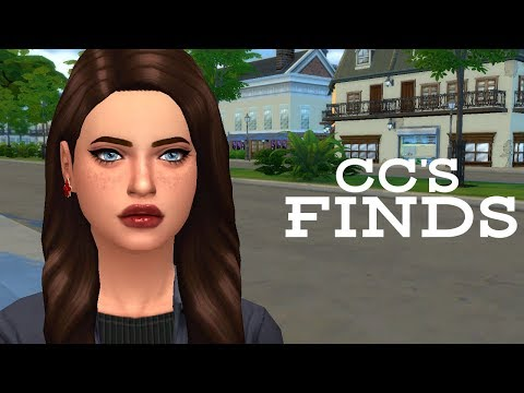 Alpha - ish & Maxis Match CC's Finds | Sims 4 | CC's Finds