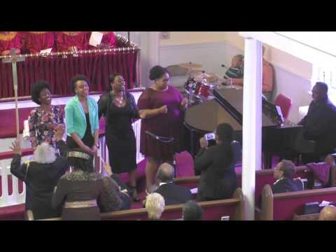 Third Street Bethel AME Quartet