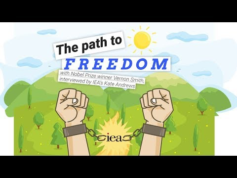 The Path to Freedom - In conversation with Nobel Prize winner Vernon Smith