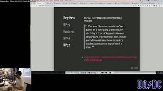 Cryptographic Key Generation with Hands-on - S01E03P03 - Talking to Ethereum - DApps Dev Club