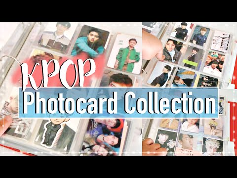 KPOP Photocard Collection + SALE/TRADE!