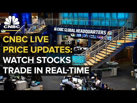 LIVE: Watch stocks trade in real-time — Thursday, Dec. 27