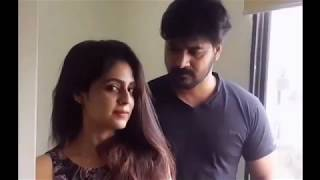 My first Dubsmash in tamil subscribe now | Malavika Wales