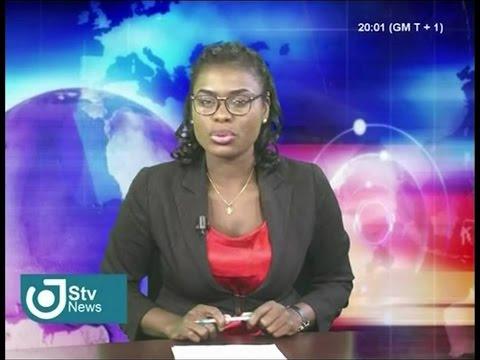 STV NEWS WEEKEND JOURNAL BILINGUE 20H00 - Samedi 22 Octobre 2016 - Oriane DONKENG & MUMAH MANDA