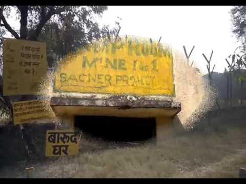 WCL saoner mine no 1 Coal India