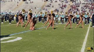 Southern University Fabulous Dancing Dolls | State Fair Showdown Halftime Routine | 2018
