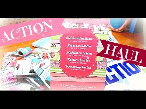 ACTION Einkauf per WhatsApp | Action Shopping Haul Video Mär