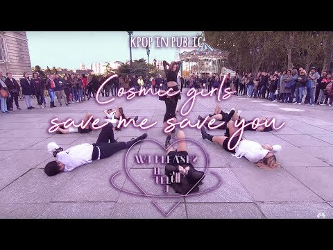 [KPOP IN PUBLIC CHALLENGE] 우주소녀 (WJSN) - 부탁해 (SAVE ME, SAVE YOU) || By PonySquad From Spain