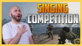 YES, IT'S BACK! Singing Competition in Call of Duty! | Swiftor
