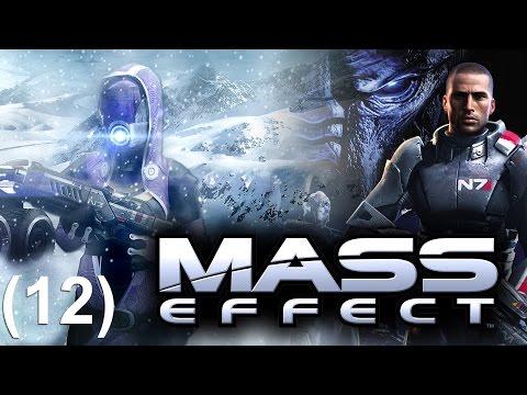 Noweria - lodowa planeta - Mass Effect cz....