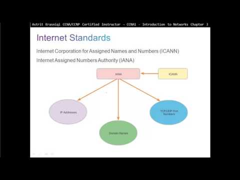 3.2  Network Protocols and Standards: Network Protocols and Communications, (CCNA 1: Chapter 3)