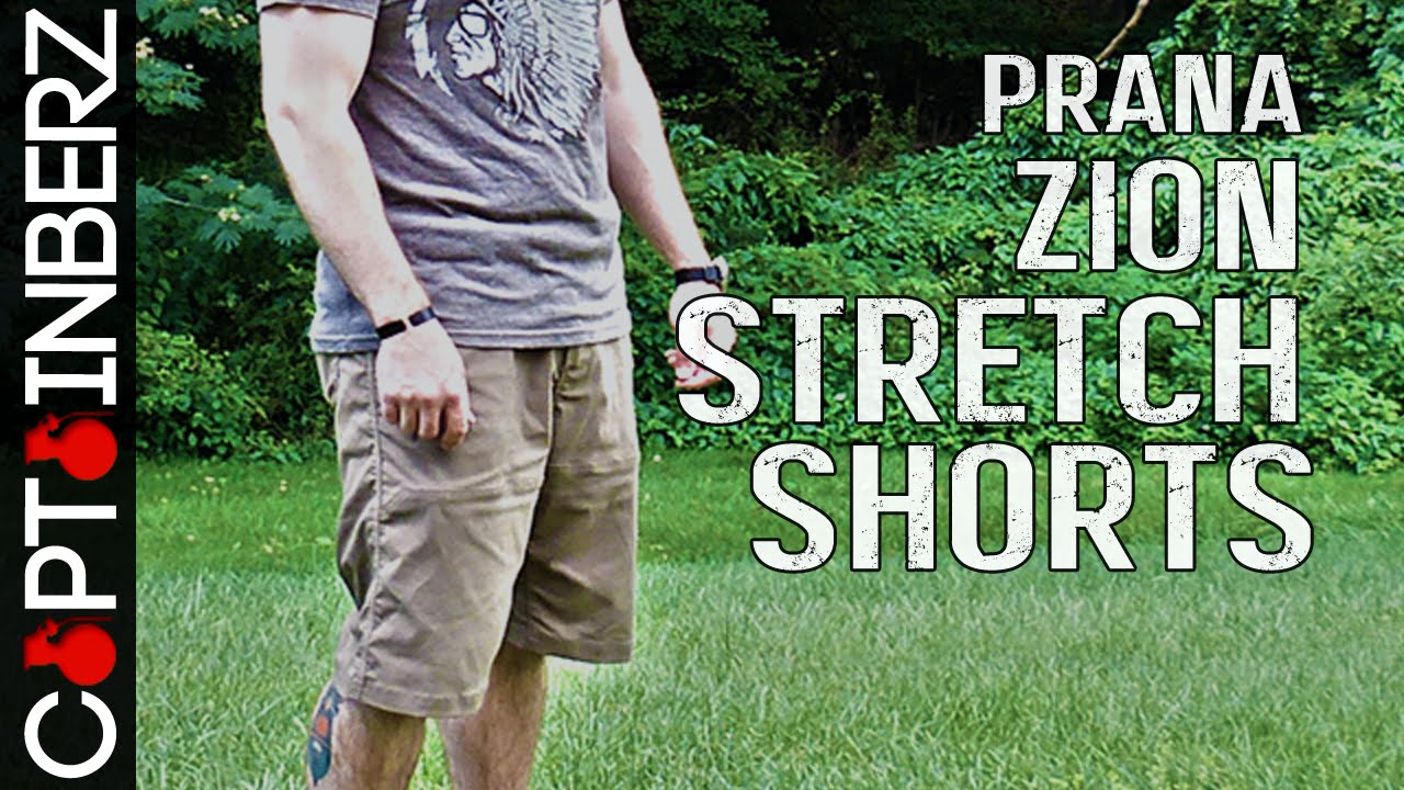 Prana Stretch Zion Short Men/'s