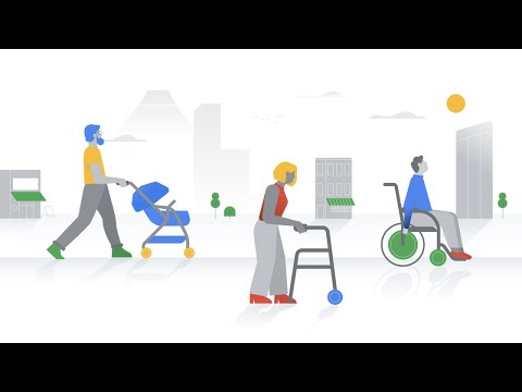 Accessible places to help the disabled on Google Maps – Research ...