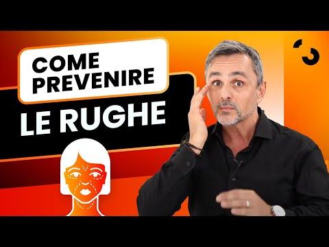 Come prevenire le rughe | Filippo Ongaro