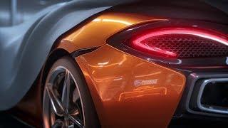 """ROCKET LEAGUE """"McLaren 570S"""" Bande Annonce (2018) Nouveau Pack Voiture"""